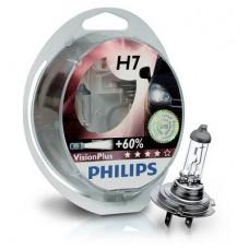Автолампа H7 (55)+50% PX26d VISION PLUS (2шт) 12V