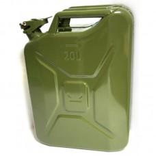 Канистра металлическая 20 литров
