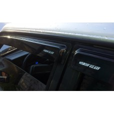 Ветровик (000524) Hyundai i40 II (VF) 2011-н.в. /седан/накладные/скотч/к-т 4шт./