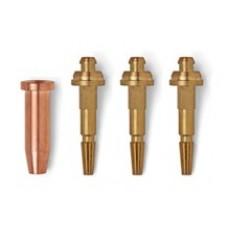 Комплект наконечников для пропановой горелки (3-150мм)