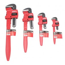 Adjustable pipe wrench 8''-200mm