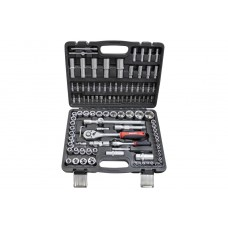 Tool set 108pcs 1/2''and 1/4''(6 point, 4-32mm)