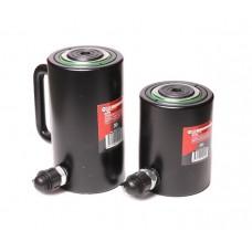 Hydraulic cylinder jack 30T (rod step -100mm, rod Ø -65mm, common Ø-103mm, L-187mm, 700bar)