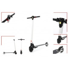 Electric scooter (250W (36V), 8 Аh, frame: carbon, max speed: 20 km/h, range per charge: 15km, front