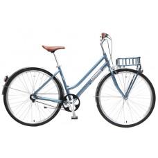 Bicycle Urban Classic F (Al 6061, rim 700c, front / back tires 35c, 3 planetary speeds, brake: U-Bra