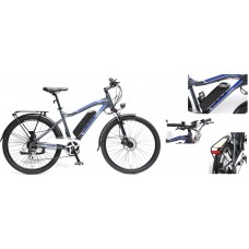 Electric bicycle Stroller-E (28 km\h, range per charge: 70km, 36V\ 250W, 10.4Ah36V, AL6061, RSTneon,