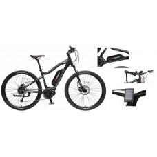 Electric bicycle Fusion (29 km\h, range per charge: 80km, 36V\ 250W, 10.4Ah36V, AL6061, Tektro brake