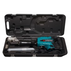 Manual electric jackhammer in a case (220V, 1750W, 2100rpm, chuck Hex)