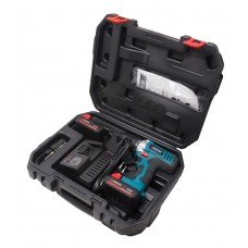 Li-ion cordless driver drill (14.4V, 1.5Ah, 26Nm, chuck 0.8-10mm, 2 LI-ion batteries), in a case