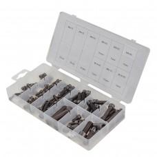 Hex bolt kit, 106pcs