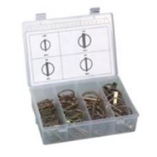Clevis pin assortment 50pcs