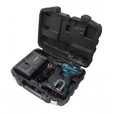 Battery impact wrench 1/2''(18V, 2.0AH, LI-ION, 0-2600 rpm, 250 Nm), in a case