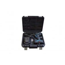 Battery impact wrench 1/2''(18V, 3.0AH, LI-ION, 0-2200 rpm, 420 Nm), in a case