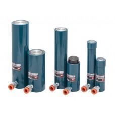 Hydraulic cylinder jack 10T (rod step - 58mm, total length - 118mm, pressure 616 bar)