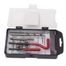 Thread repair kit M12х1.75, 15pcs, in a case