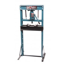 Shop press jack type 12T, (operating height: 0-680mm, operating width: 475mm, workbench: 180х475mm,