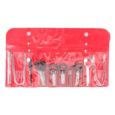 Radio removal tool set 20pcs, in a case