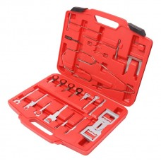 Radio removal tool set 46pcs, in a case