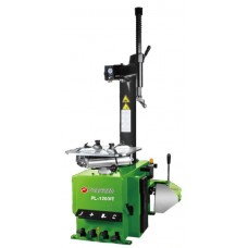 Tire changer semiautomatic (outer disk clamp 12~23'', inner disk clamp 14~26'', max wheel Ø 45'', max w