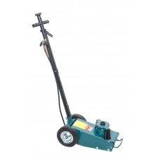 Airhydraulic floor jack 22T with replaceable extensions (h min-225mm, h max-430mm)