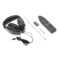 Electronic stethoscope kit with volume signal adjustment 4pcs, in a bag