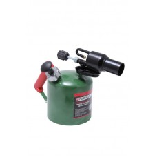 Gasoline heating torch with accessories and repair kit (capacity 2L)