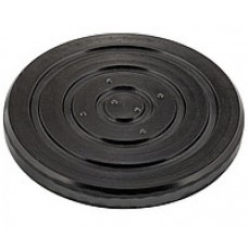 Rubber pad for jack (Ø 122mm, thickness 31mm)