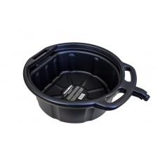 Oil drip pan, plastic 14L