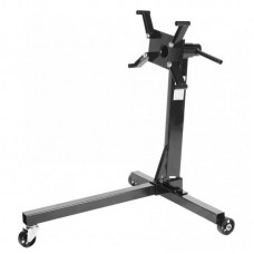 Engine stand 340kg (3 wheels, 3 safety stops)
