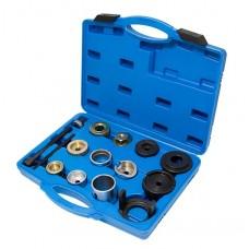 Silent block replacement tool set 15pcs BMW (E36/E46), а case