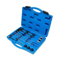 Injector seat and manhole cleaning set 21pcs, in a case