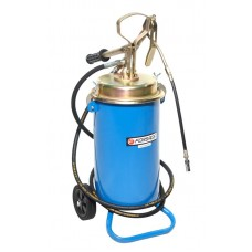 Manual hand lubricator for grease, grease volume 13kg (50:1, performance : 0-0.75 l/min, grease pres