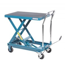 Lift table hydraulic for lifting and carriage of units 450kg (h min-280mm, h max-860mm, 950х555mm)