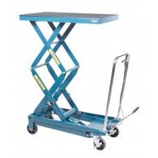 Lift table hydraulic for lifting and carriage of units 360kg (h min-360mm, h max-1290mm, 1035х550)