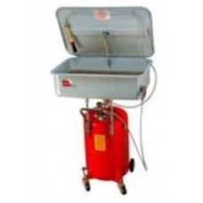 Pneumatic degreaser cleaning tank / parts washer 65L