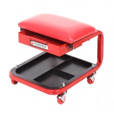 Creeper seat rolling with repair tools tray (220х375mm)