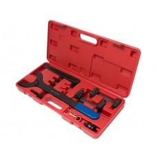 Engine timing locking set 12pcs, VAG (V6 2.4, 3.2 FSI), in a case