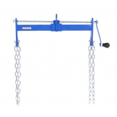 Engine leveler with screw gear 500kg (operating range - 400mm)
