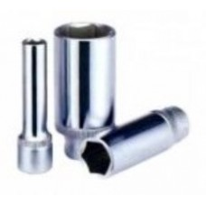 Deep flank socket 1/2'', 12mm (for stripped thread)