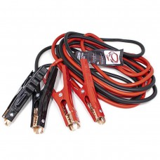 Booster cable 500 A in a case, 3m, frost resistant insulation