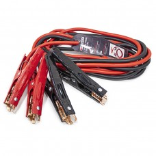 Booster cable 600 A in a case, 3m, frost resistant insulation
