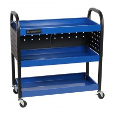 Service tool cabinet with tools 3 trays with perforations (800х700х350mm, trays 700х350х50mm)