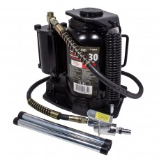 Airhydraulic jack 30T (rod step - 190mm, pickup height - 280mm, lifting height - 470mm)