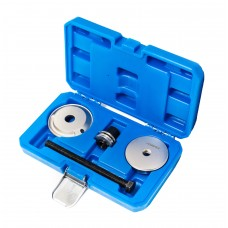 Silent block replacement tool set 4pcs Skoda Fabia, VW Polo, in a case