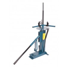 Manual tire changer (max Ø - 500mm)