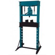 Shop press jack type 30T, (operating height: 0-970mm, operating width: 560mm, workbench: 260х560mm)