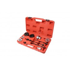 Silent block replacement tool set 13pcs (VAG), in a case