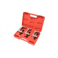 Set of ball joint and tie rod end separators (jaw: 23mm, 33mm, 28mm, operating width - 50mm, 60mm, 7