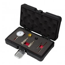 Diesel fuel injection pump timing tool with indicator 7pcs, in a case