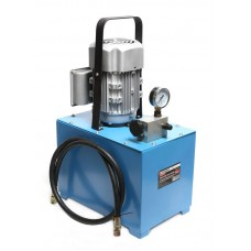 Electric pipe pressure testing pump (220V, 0.75kW, 5mра, 300l/min)